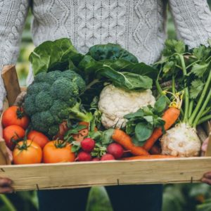 Enjoy Your Fresh Harvest at the Community Produce Market
